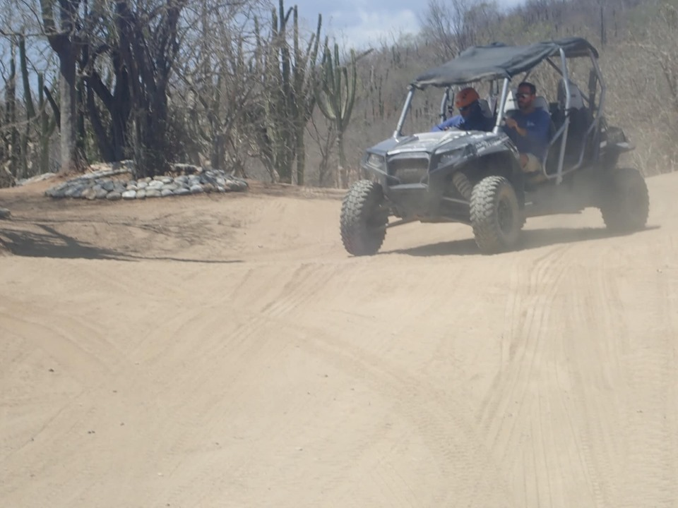 ATV in Cabo.   Cabo, Mexico- The Best All Inclusive Vacation