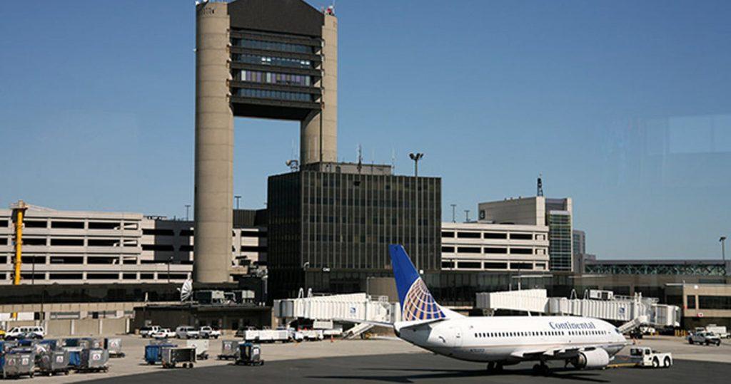View of the Boston Logan International Airport in  Boston. | Boston, Massachusetts- Adult Getaway