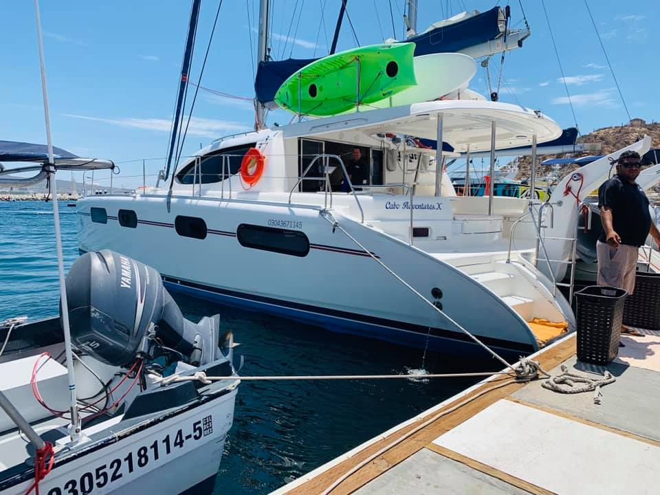 Catamaran in Cabo.   Cabo, Mexico- The Best All Inclusive Vacation