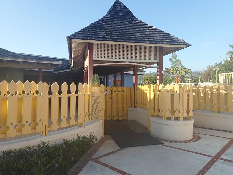 Childcare center at the Sunscape Splash Resort in Montego Bay.| Montego Bay, Jamaica; Sunscape Splash Resort
