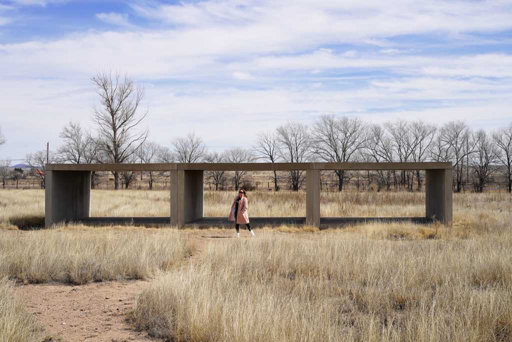 Chinati Foundation in Marfa. | Marfa, Texas- Where to Stay, What to do, & What to Eat