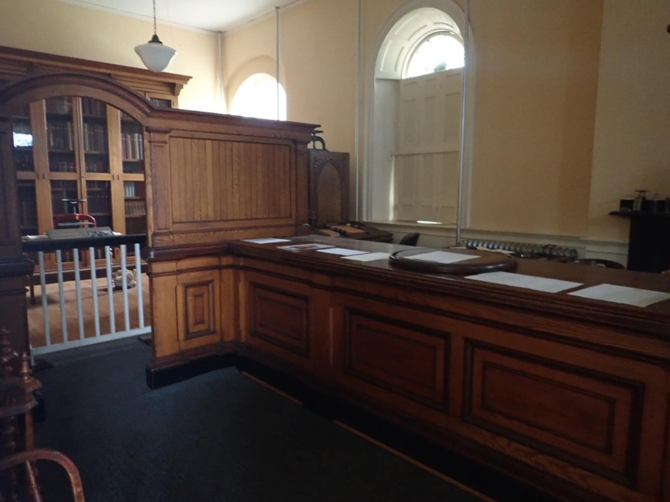 Inside the Custom House in Salem. | What to do in Salem, MA