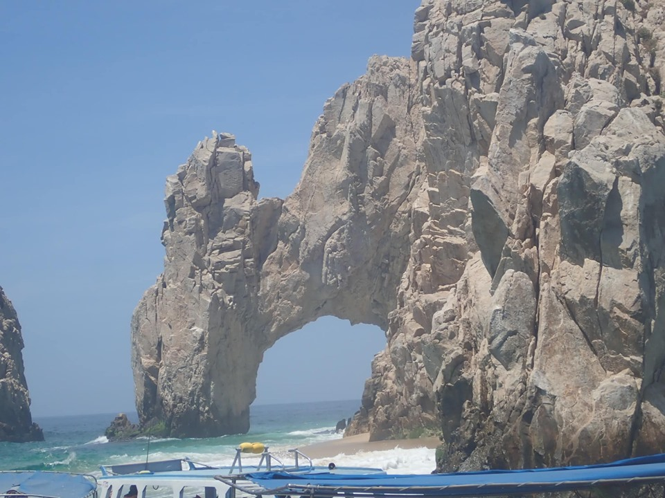 View of Land's Arch in Cabo.   Cabo, Mexico- The Best All Inclusive Vacation