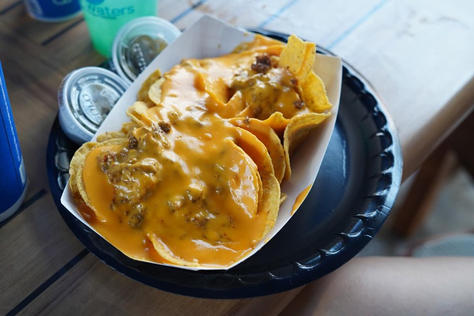 Food from Epic Eats at Epic.| Epic Waterpark in Dallas, Texas
