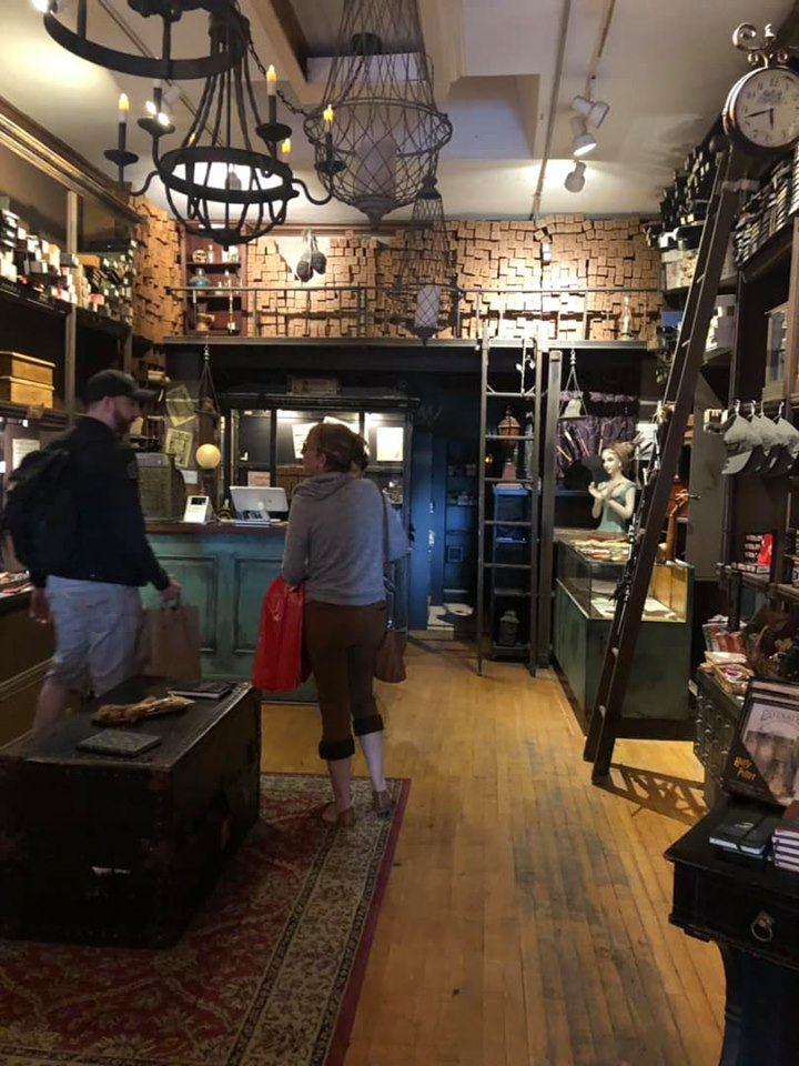 Inside the Salem Store in Salem. | What to do in Salem, MA