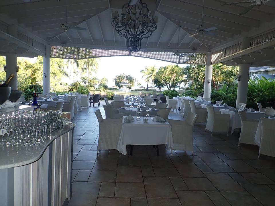 Breakfast dining room at the Sunscape Splash Resort in Montego Bay.| Montego Bay, Jamaica; Sunscape Splash Resort