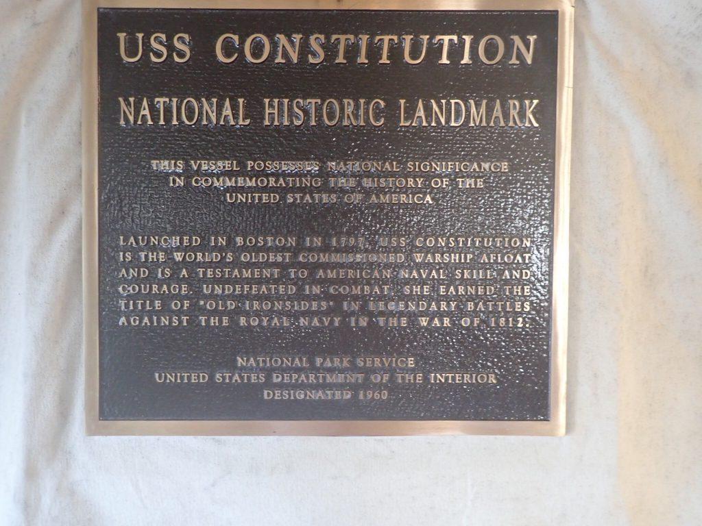 Inside the Uss Constitution Boston in Boston. | Boston, Massachusetts- Adult Getaway