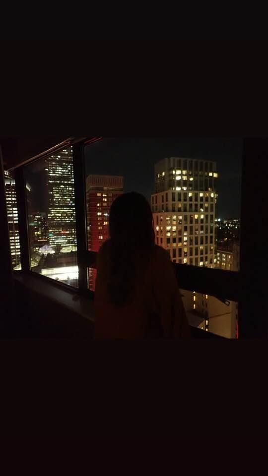Inside the Westin Copley Hotel in Boston. | Boston, Massachusetts- Adult Getaway