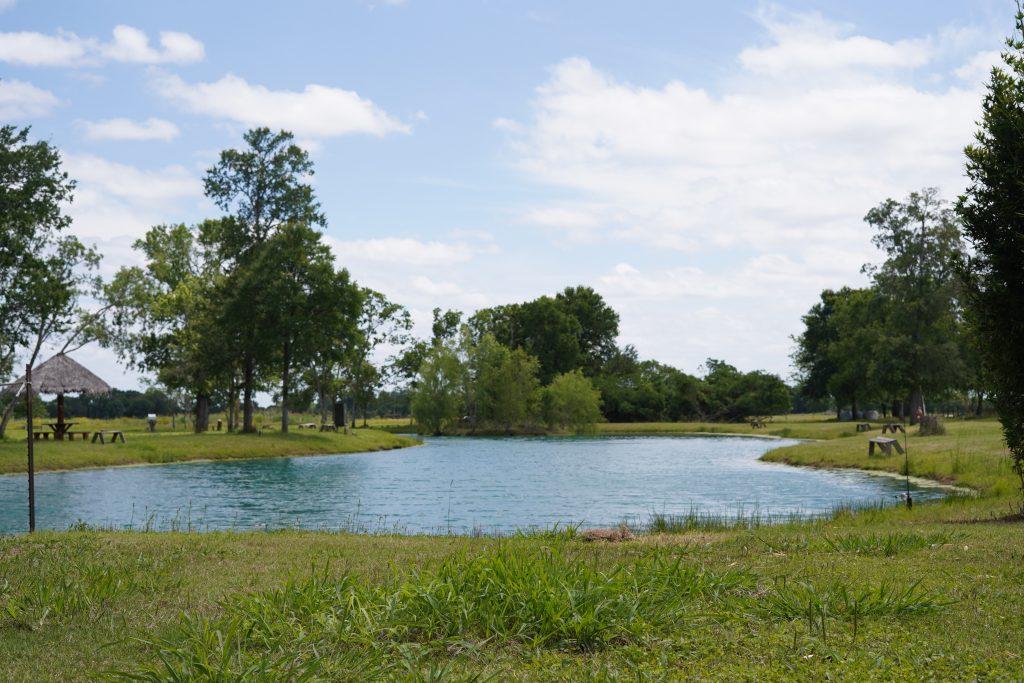 View of Blessington Lake at Blessington Fields. | Blessington Farms in Simonton, Texas