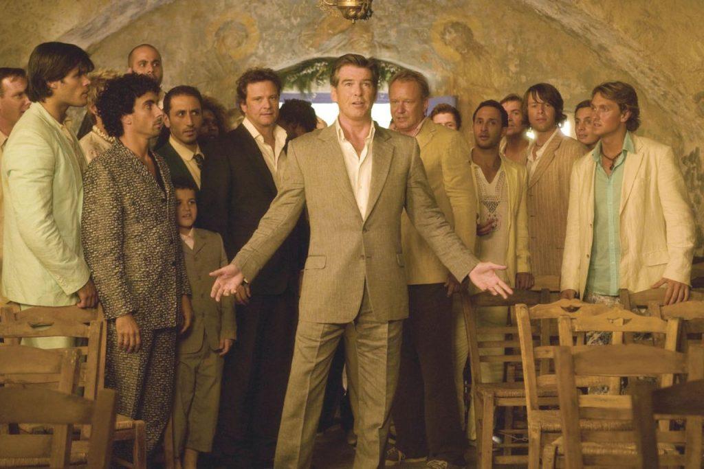 Inside of the church in the Mamma Mia movie. | Skopelos Island, Greece- Mamma Mia Island
