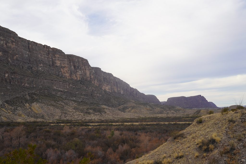 Scenic drive views at Big Bend. | Big Bend National Park 1-Day Itinerary