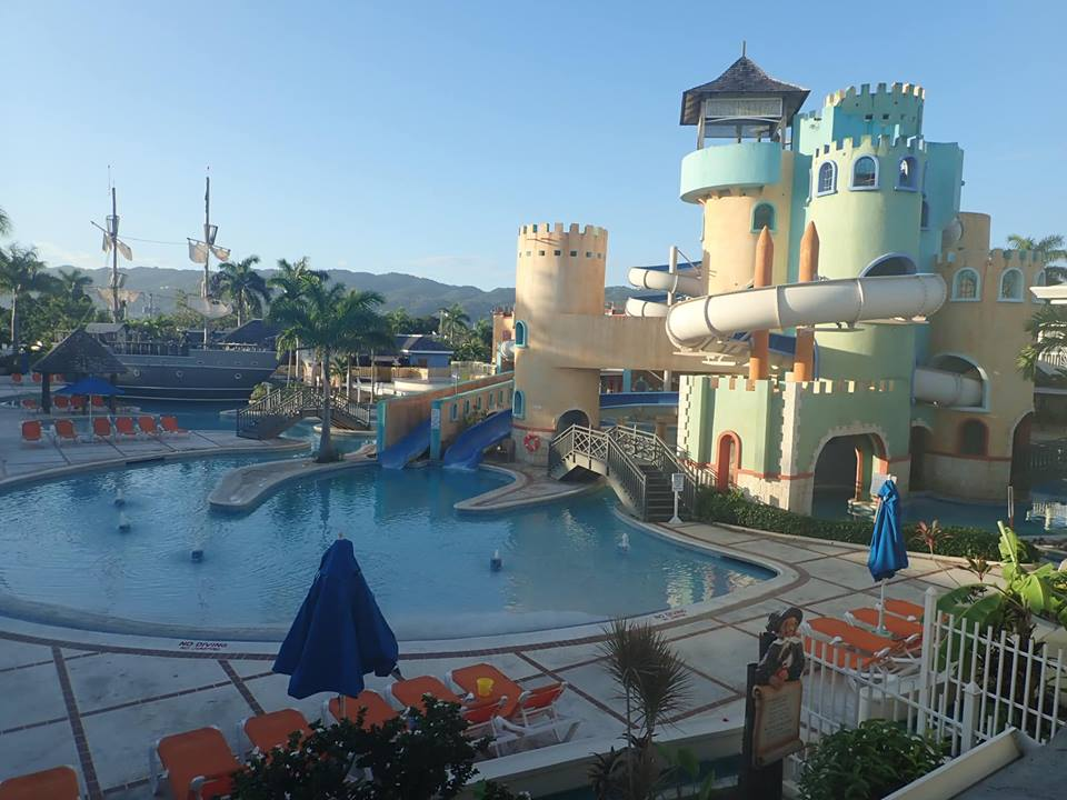 Sunscape Splash Resort in Montego Bay.| Montego Bay, Jamaica; Sunscape Splash Resort