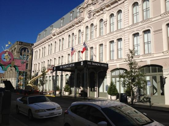 """The Tremont House A Wyndham Grand Hotel in Galveston.   Adult Weekend in Galveston, Texas; on """"The Strand"""""""