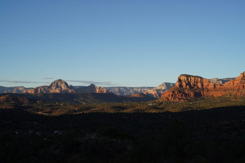 Landscape picture of rocks in Sedona. | Sedona, Arizona: Is it worth it?